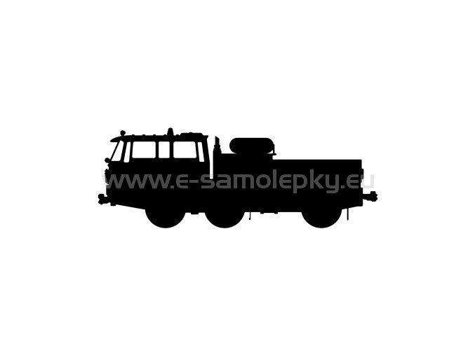 Samolepka - Tatra 813