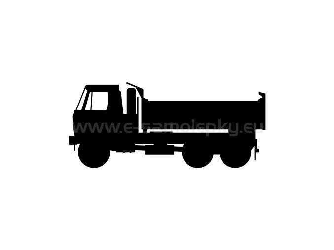 Samolepka - Tatra 815