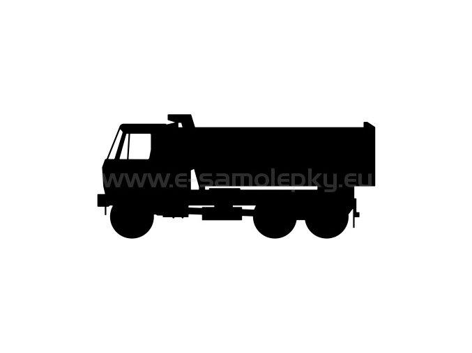 Samolepka - Tatra 815 02