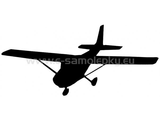 Samolepka - Letadlo 05