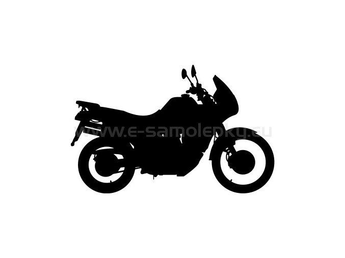 Samolepka - Motocyklista 29
