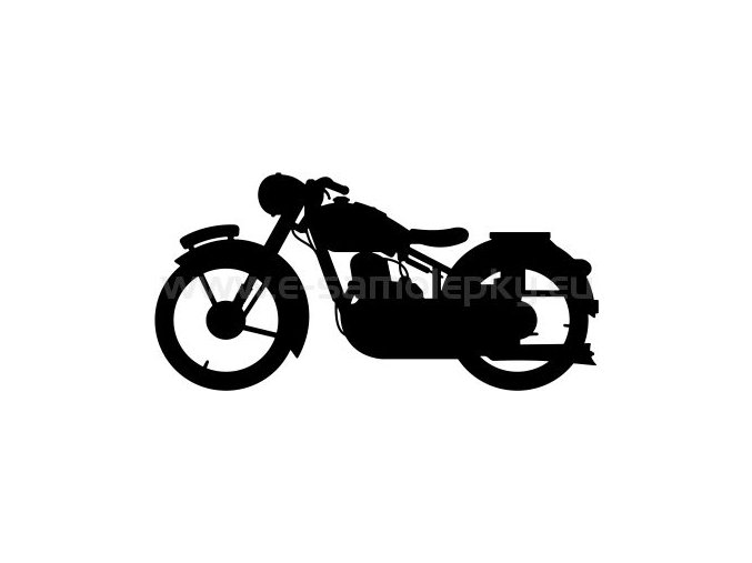 Samolepka - Jawa 250 Pérák