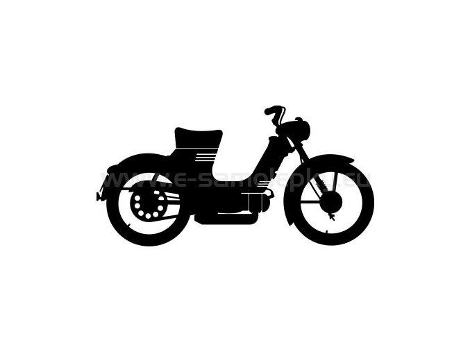 Samolepka - Jawa 50 Pařez