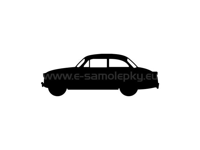 Samolepka - Škoda Octavia