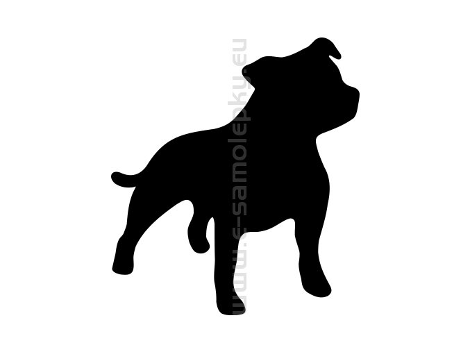 Samolepka - Pes 73