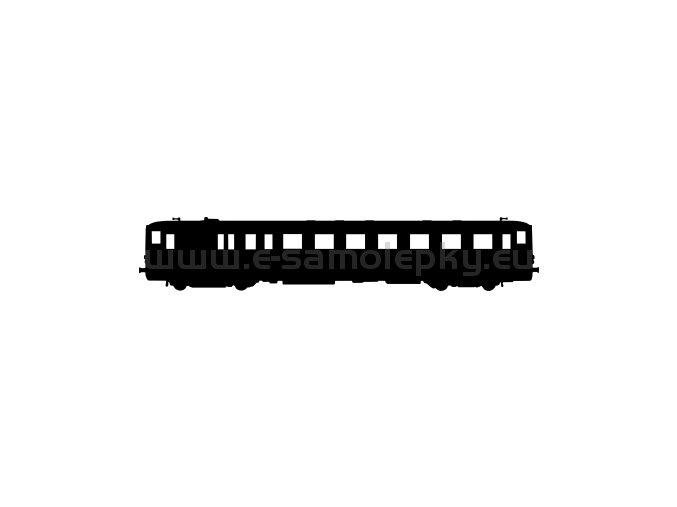 Samolepka - Lokomotiva 15