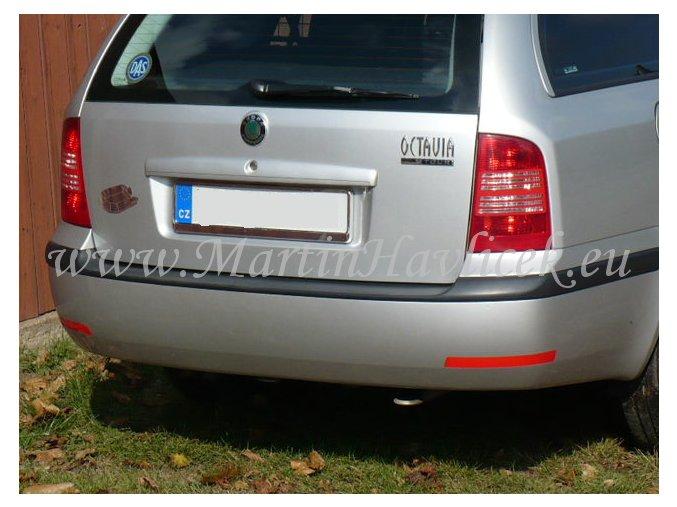 Odrazky na nárazník ve stylu Octavia RS