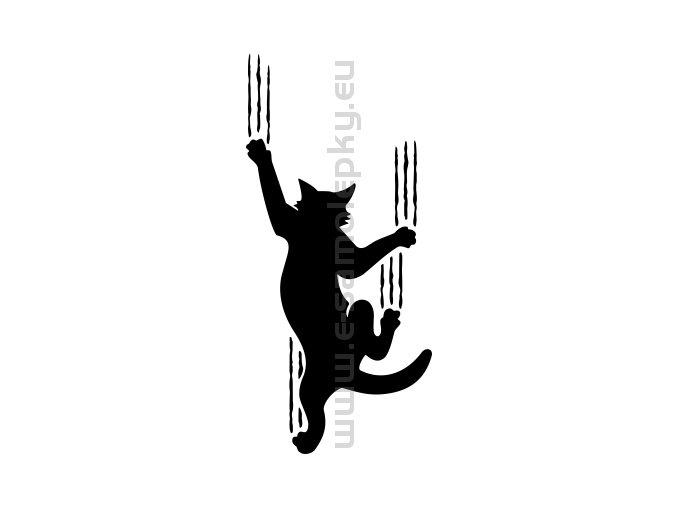 Samolepka - Kočka 30