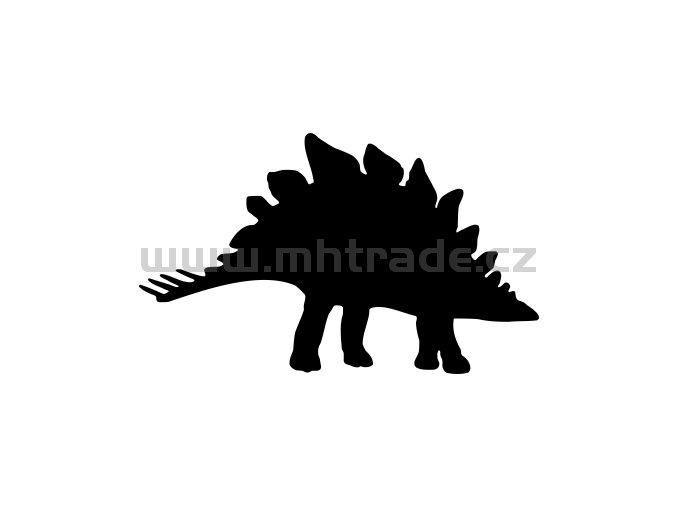 Samolepka - Stegosaurus