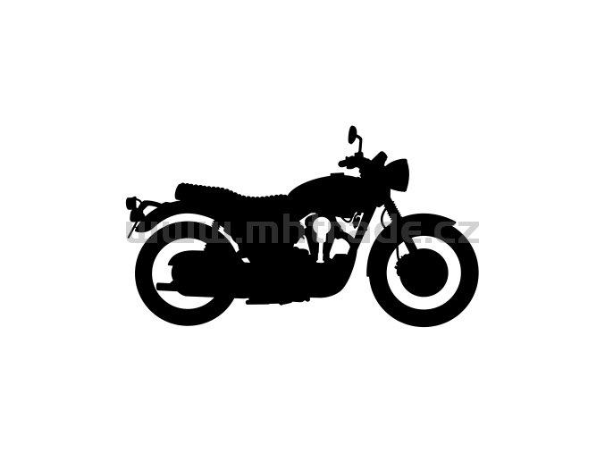 Samolepka - Kawasaki W800