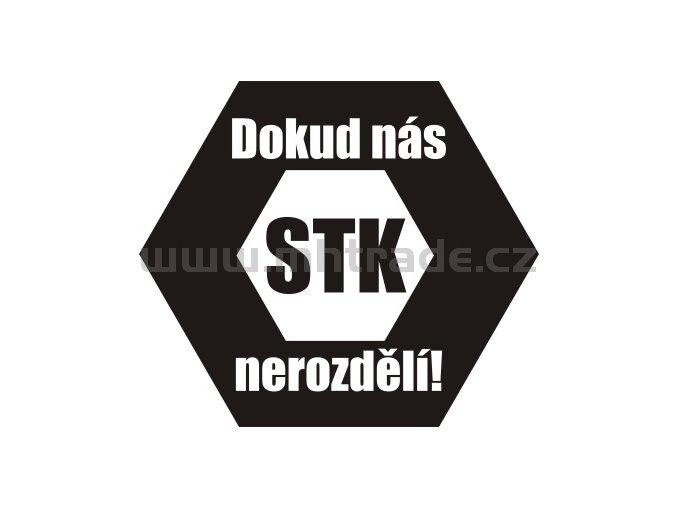 Samolepka - Dokud nás STK nerozdělí 03