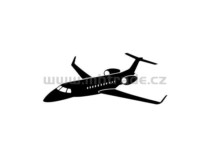 Samolepka - Letadlo Embraer Legacy 650