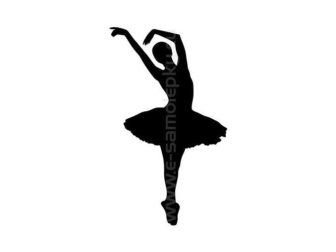 Samolepka - Balet