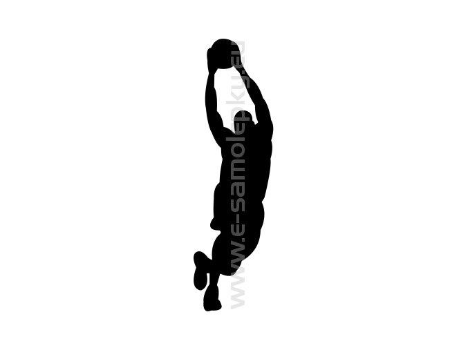 Samolepka - Basketbal 05