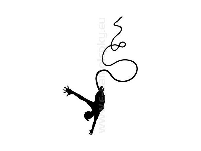 Samolepka - Bunge jumping