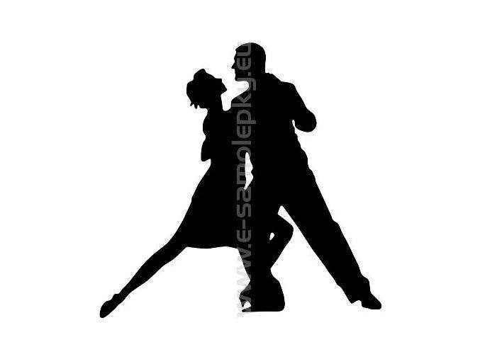 Samolepka - Tanec