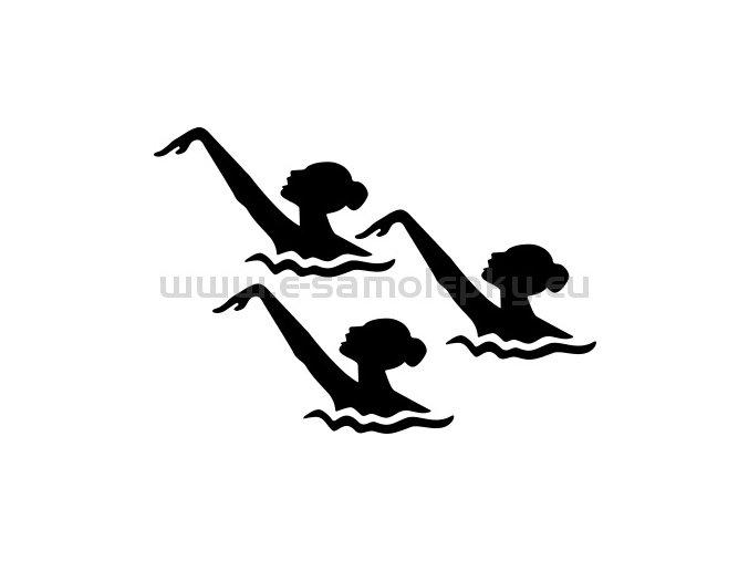 Samolepka - Aquabely