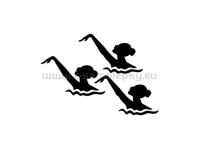 Samolepka - Aquabely 02