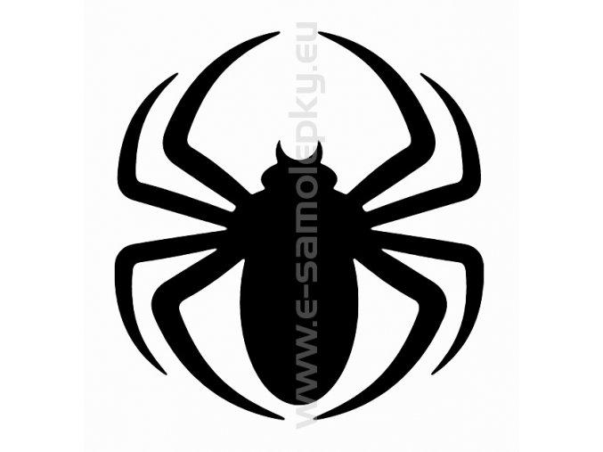 Samolepka - Pavouk