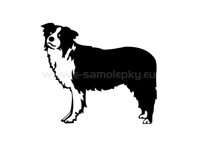 Samolepka - Pes 30
