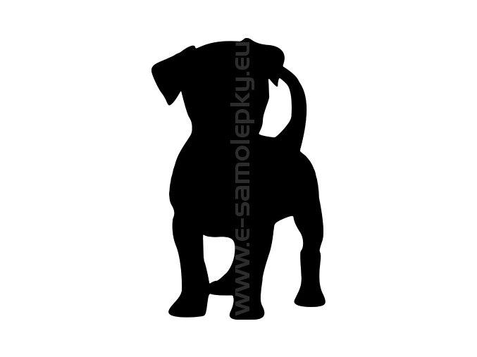 Samolepka - Pes 33
