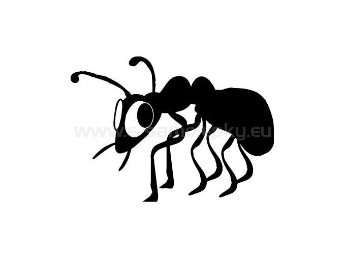 Samolepka - Mravenec