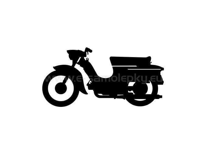 Samolepka - Jawa 50 Pionýr