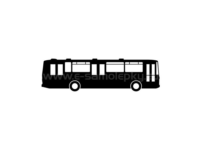Samolepka - Autobus 07