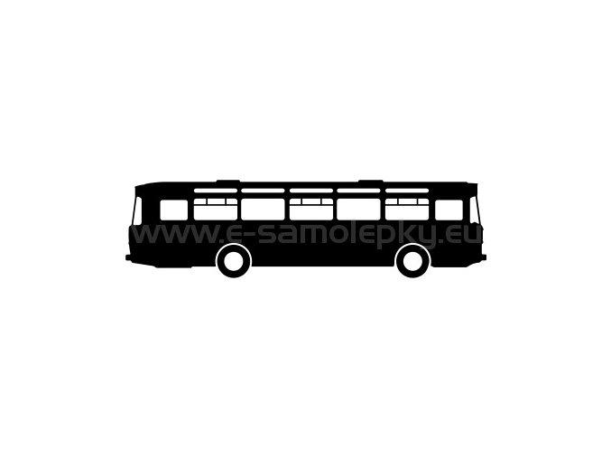Samolepka - Autobus 08