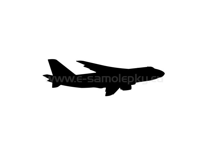Samolepka - Letadlo AN 124