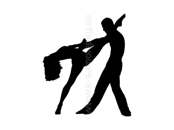 Samolepka - Tanec 11