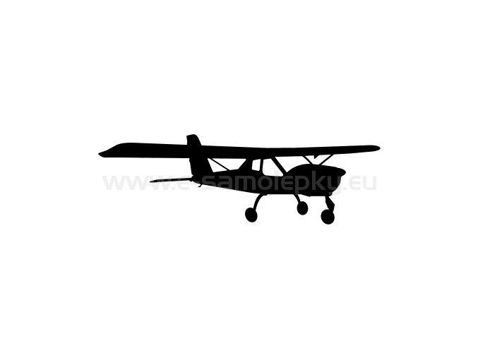 Samolepka - Letadlo P 92 Echo