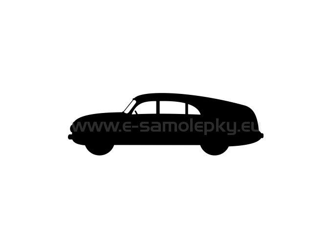Samolepka - Tatra 87