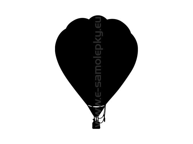 Samolepka - Balon 02