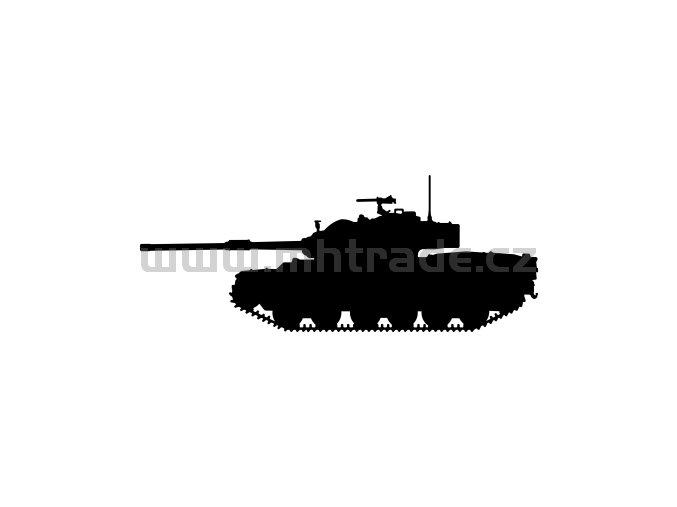 Samolepka - Tank 14