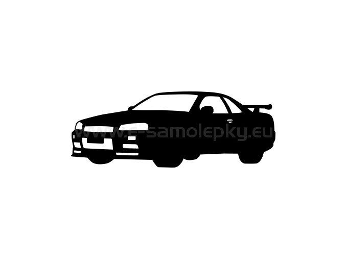 Samolepka - Auto