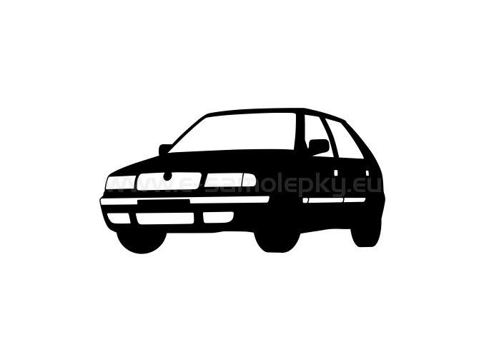 Samolepka - Škoda Felicia