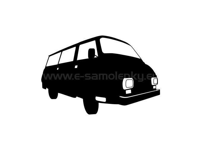 Samolepka - Škoda 1203