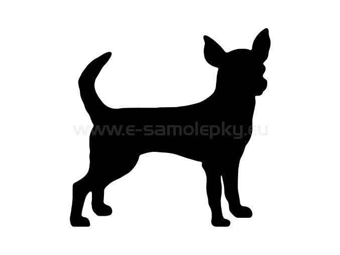 Samolepka - Pes 47