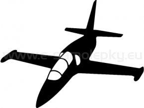 Samolepka - Letadlo 12
