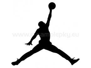 Samolepka - Basketbal 09