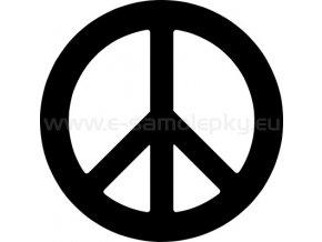 Samolepka - Hippies 02