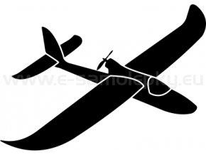 Samolepka - Model letadla Beta 1400