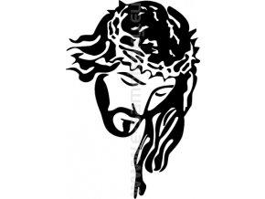 Samolepka - Ježíš Kristus