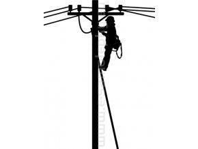 Samolepka - Elektrikář 02