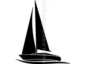 Samolepka - Jachting 10