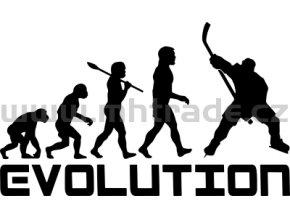 Samolepka Hokejista 12 evoluce 02
