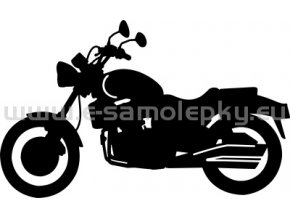 Samolepka - Jawa 650 Classic