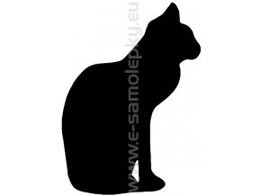 Samolepka - Kočka 05