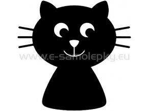 Samolepka - Kočka 12